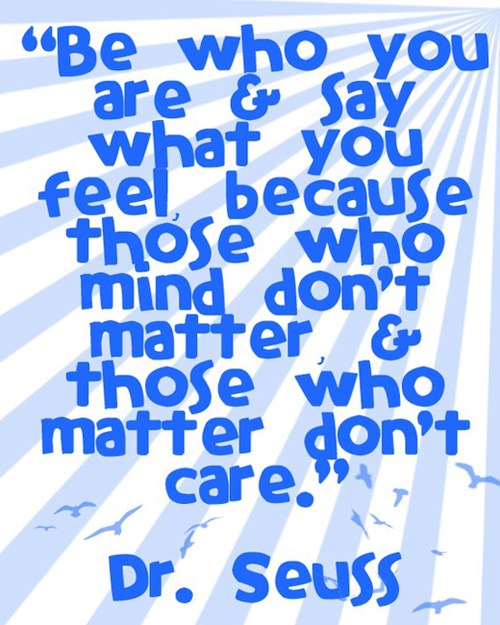 Dr. Seuss Life quote print by kbphotographie on Etsy